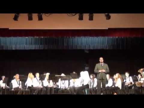 Caseville High School Concert Band 2014