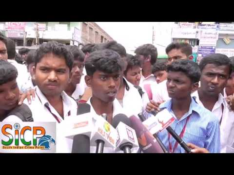 Stir Government Polytechnic College Students Interview