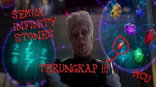Terungkap !! Penjelasan tentang Infinity Stones ada di sini !!!