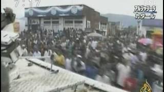 コンゴで戦闘激化 避難民25万人以上:背後にレアメタル争奪戦