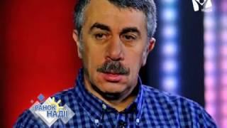 Доктор Комаровский о своей семье и воспитании внуков   РАНОК НАДІЇ