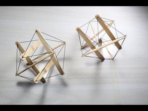 poliedros que se movem!