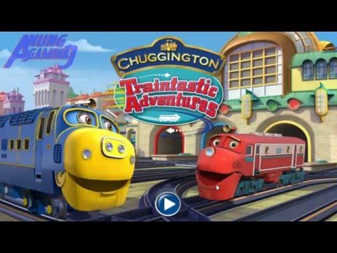 Playing Chuggington Traintastic Adventures - Main Kereta Api Chuggington (Android Game)