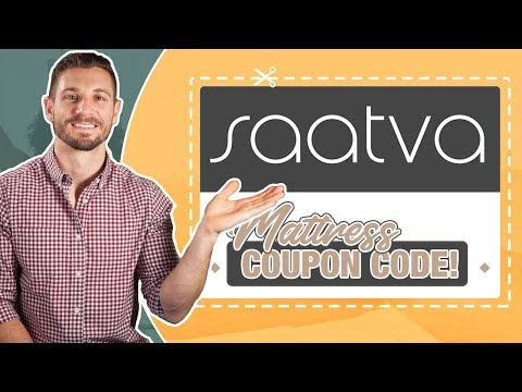 Best Saatva Coupon & Promo Code (WATCH BEFORE YOU BUY)