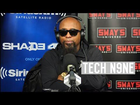 Tech N9ne Talks New Album 'Planet', Drops Some Gems and Perf
