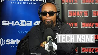 Tech N9ne Talks New Album 'Planet', Drops Some Gems and Performs Live