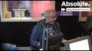 Chris Evans on Absolute Radio