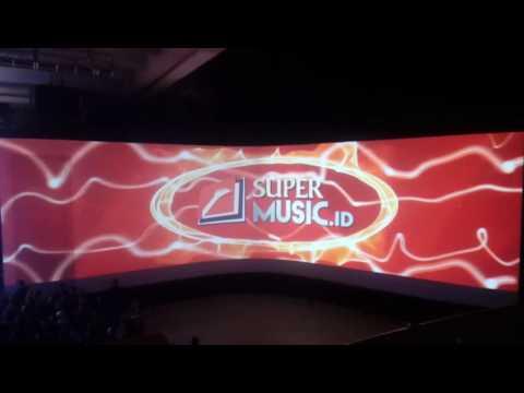 Multimedia Panoramic - Super Music Rock Adventure 2016 GOR Manahan Solo