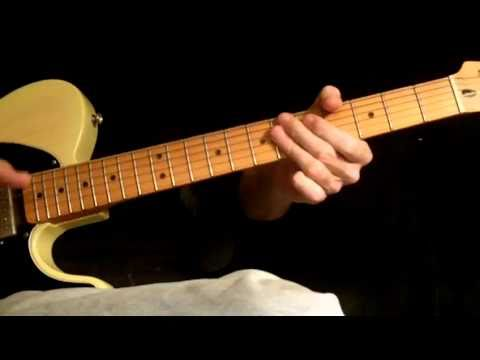 How to Play 'Slip Away' Clarence Carter