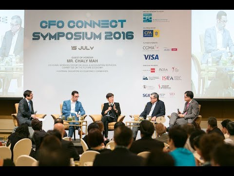 Highlights of CFO Connect Symposium 2016