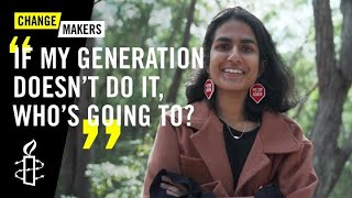 The Youth Activists Stepping Up for Climate Change