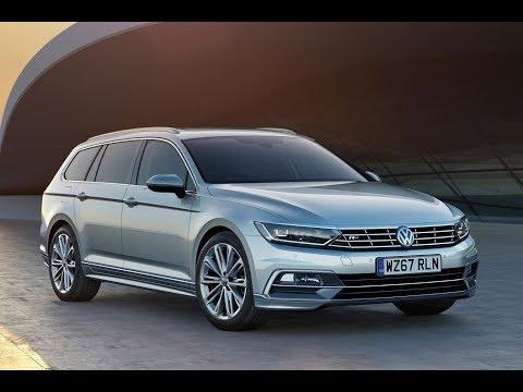 2020 Volkswagen Passat (Variant R-Line&Sedan) - Extensive technical update !!