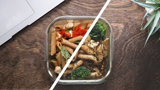 Meal Prep Pasta Salad 4 Ways • Tasty