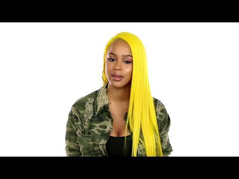 Kiyomi Leslie Explains The Meaning Behind Her Yellow Hair