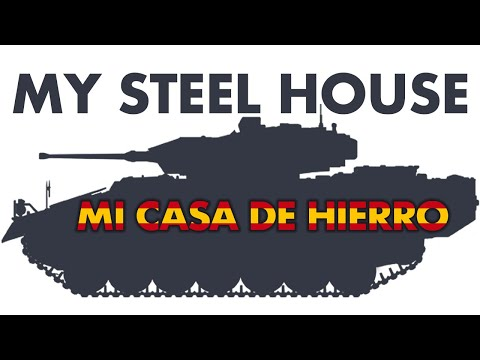 My steel house - life in a Pizarro armoured vehicle