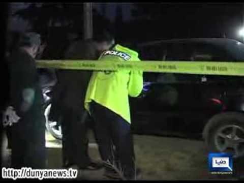 Dunya News-ASWJ Islamabad General Secretary, office bearer gunned down