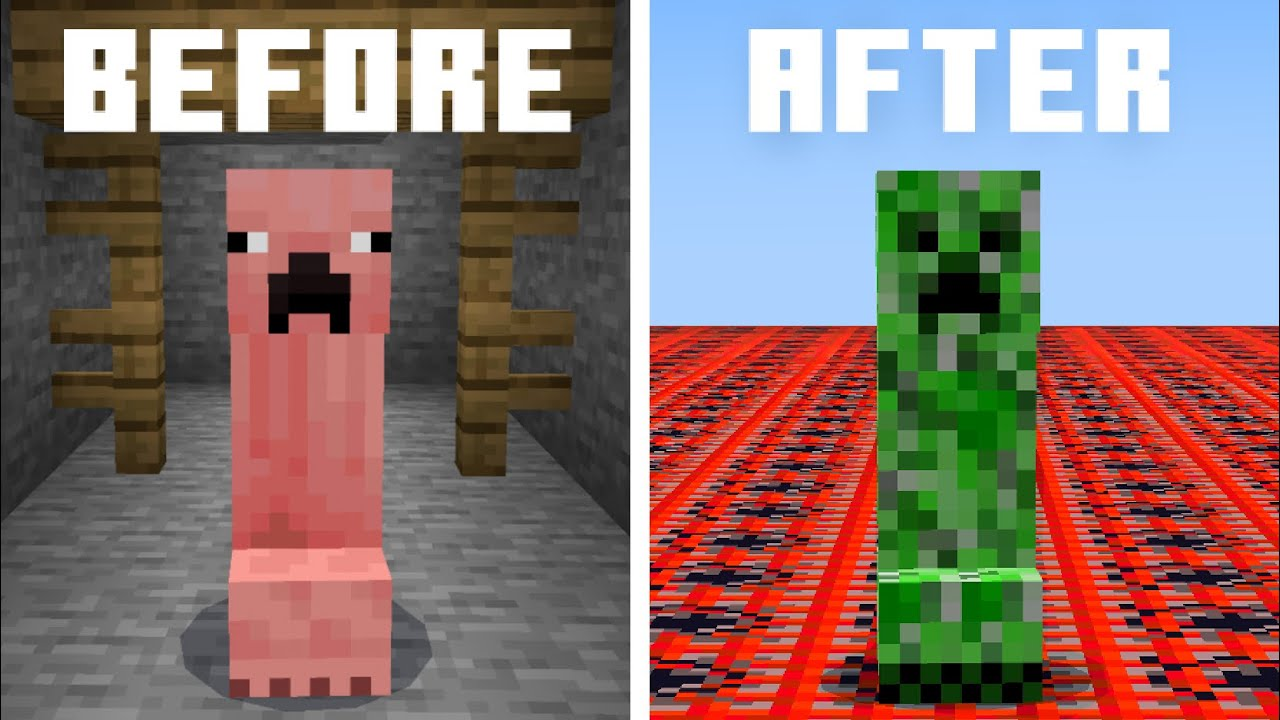 The Story of Minecraft's First Creeper…