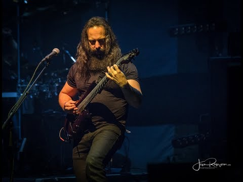 JOHN PETRUCCI: Dream Theater backstage interview. Melbourne