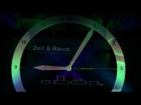 Kosmos Club Berlin - Zeit und Raum - 4 Jahre Kosmos Geburtstag