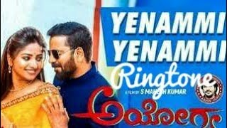 Yenammi Yenammi Song | Lyrical Ringtone | Ayogya Movie | Free Download