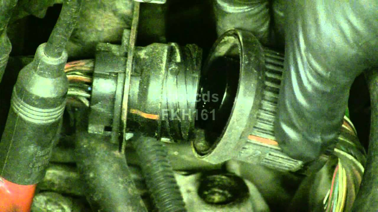 Vw A3 20l Main Harness Plug Disconnecting Youtube Engine Wiring