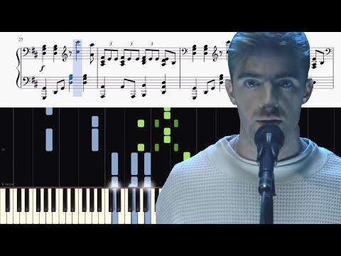 The Chainsmokers - Sick Boy - ADVANCED Piano Tutorial + SHEETS