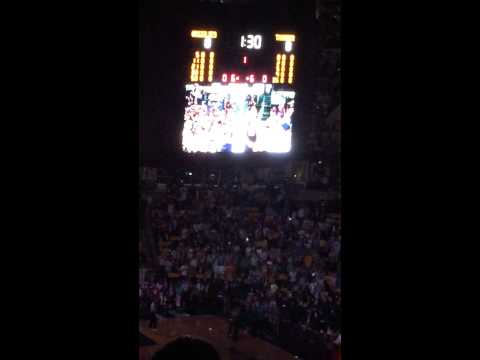 Memphis grizzlies playoff intro 2014