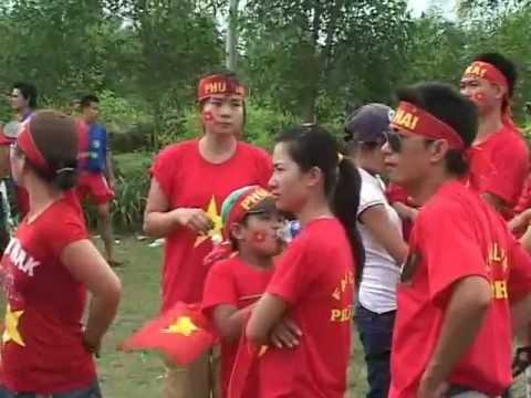 Cổ động viên bóng đá Phú Hải [MinhLuat.Tk]
