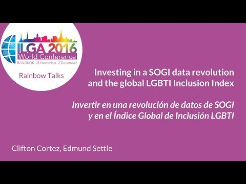 Investing in a SOGI data revolution and the Global LGBTI Inclusion Index