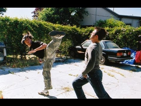 HILARIOUS JACKIE CHANSTYLE ACTION KUNGFU COMEDY!!!   Shawn Bernal vs. Eric Jacobus