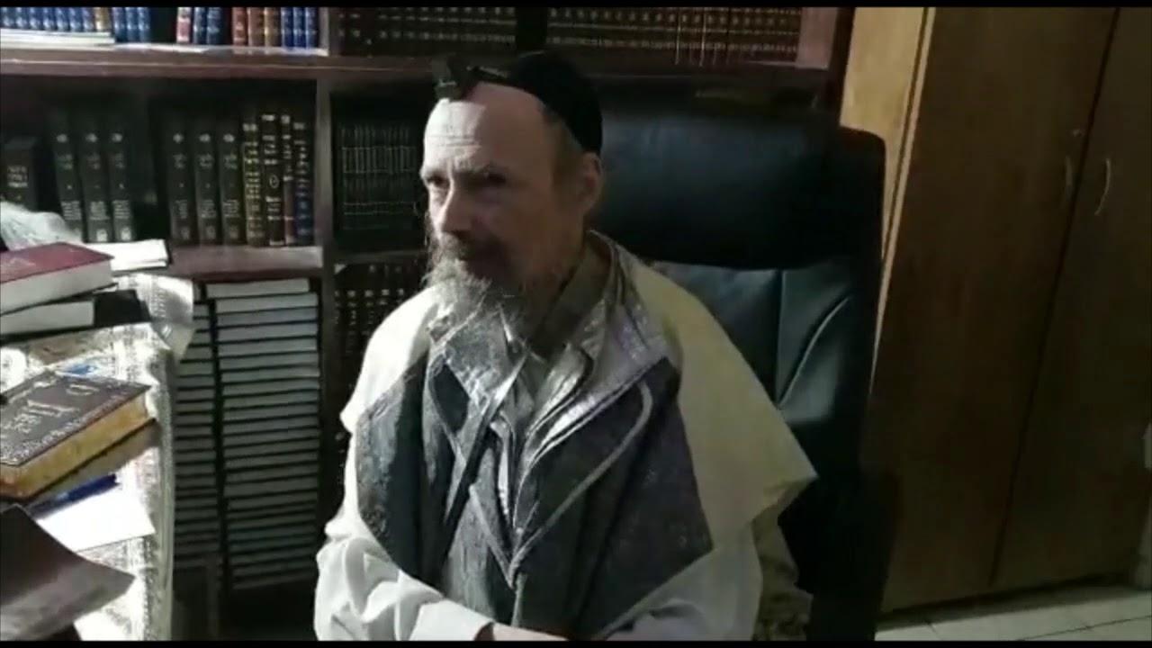"""המשקפים של ה""""פני יהושע"""" זצוק""""ל - הרב דב קוק"""