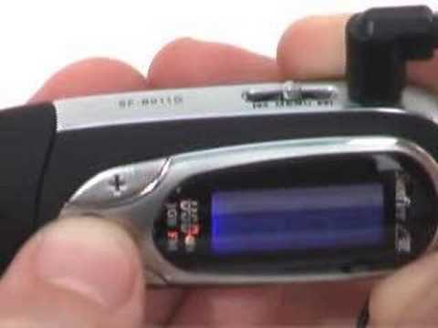 MP3 player Sunfire SF-BO11G