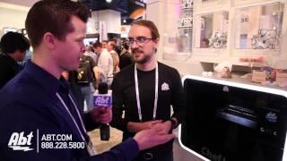 3D Systems Chef Jet - CES 2014