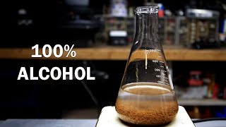 How to make 100% Ethanol (anhydrous)