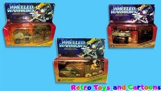 Jayce and the Wheeled Warriors Toy Vehicles Mattel Commercial Retro Toys and Cartoons