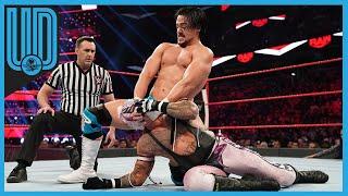 Ángel Garza tuvo meses complicados en la WWE al no estar en las carteleras, pero hace un par de semanas regresó a la acción en el cuadrilátero