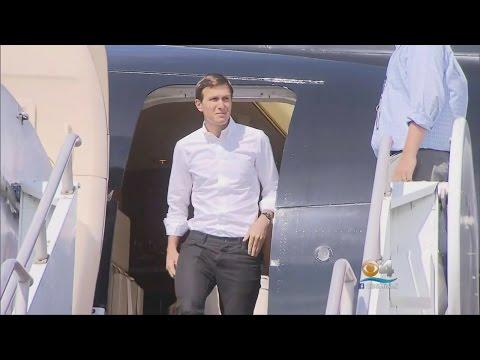 President Trump's Son-In-Law Under Scrutiny In FBI's Russia investigation
