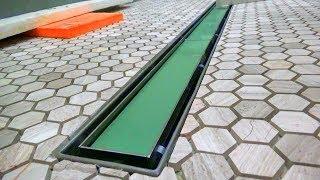 видео Новая тенденция для отделки потолка  ламинат на потолок