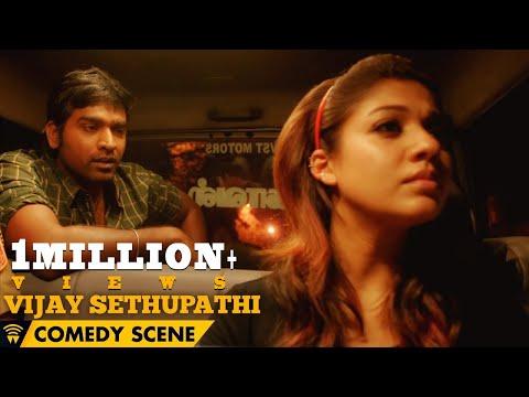Naanum Rowdy Dhaan - Vijay Sethupathi Comedy Scene | Vijay Sethupathi, Nayanthara, Vignesh Shivan