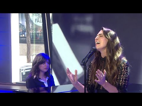 Sara Bareilles - She Used To Be Mine En Vivo - Live (Español - Lyrics)