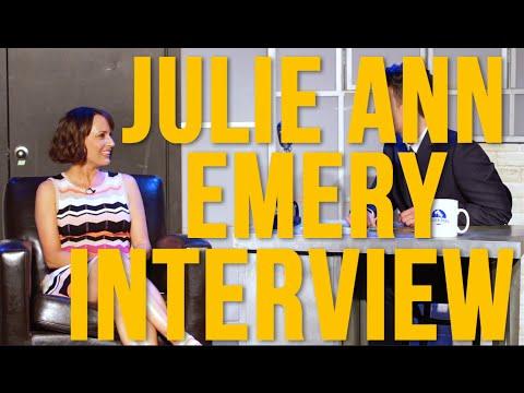 Julie Ann Emery   Episode 03