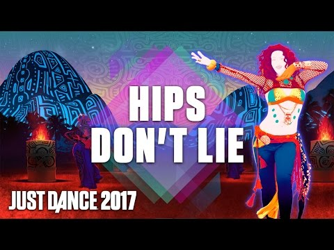 Just Dance 2017: Hips Don't Lie  Shakira Ft Wyclef Jean  Track Gameplay US