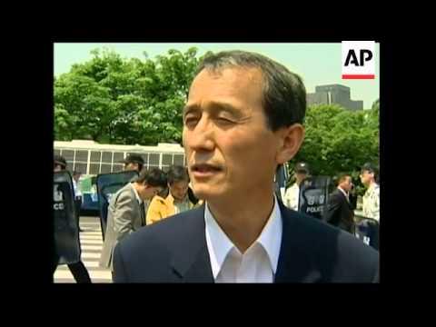 South Korea and European Union hold trade talks