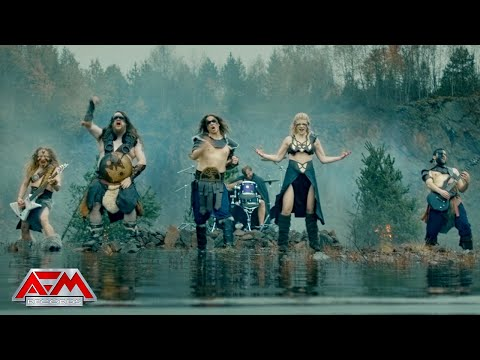 BROTHERS OF METAL - Chain Breaker (2021) // Official Music Video // AFM Records