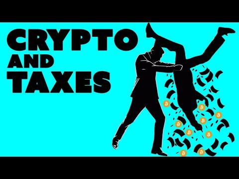 Crypto and Taxes - How to Pay Taxes on Bitcoin and Cryptocurrency