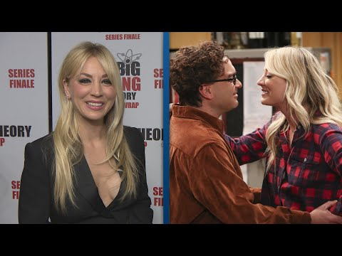 Big Bang Theory Finale: Kaley Cuoco Reacts to Penny and Leonard&39;s Baby Bombshell Exclusive