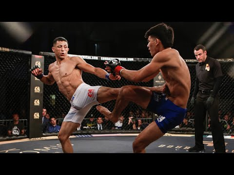 MMA   Combate México vs. USA   Roger Severson vs Andrew Coyne
