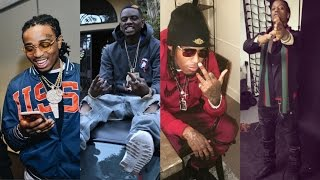 Soulja Boy DISS QUAVO AND HE RESPONDS!! Snap Dogg and Rico Recklezz EVERYTHING WE KNOW!