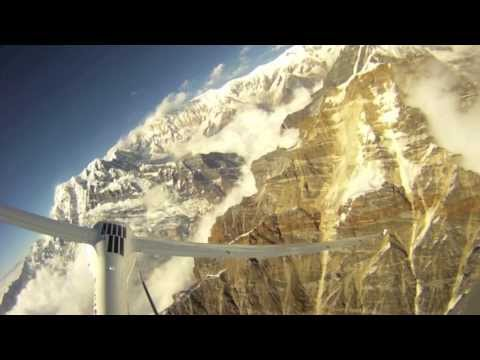 Gliders in Himalayas