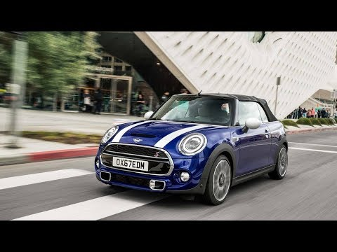 2019 MINI Convertible Cooper FWD Review: Price, Specs & Features